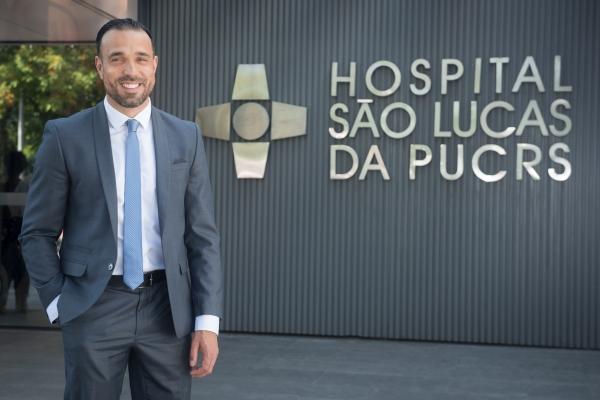 Novo diretor-geral do Hospital São Lucas da PUC-RS fala com exclusividade ao Setor Saúde e detalha planos para 2020