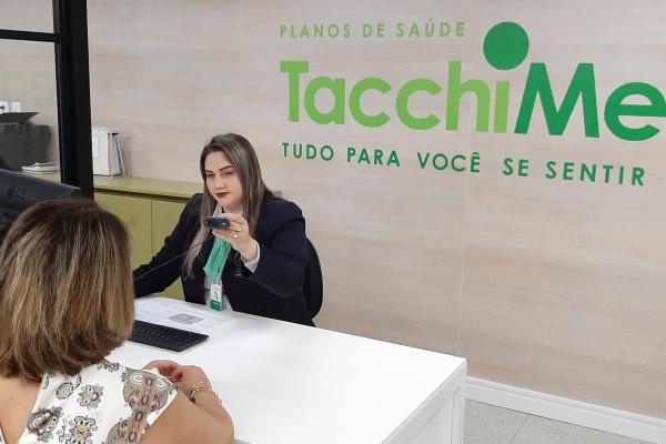 Biometria Facial está sendo implantada pelo plano de saúde Tacchimed