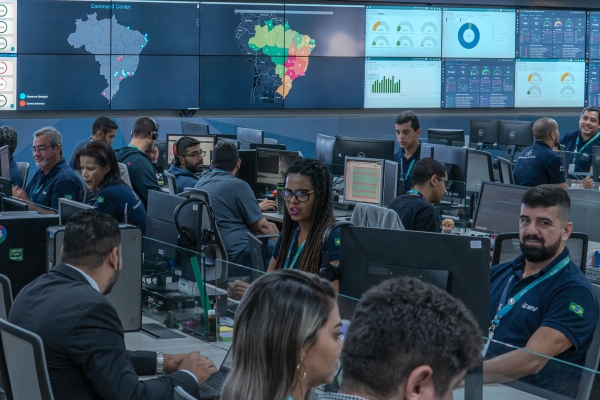 MV lança primeiro Command Center de gestão em Saúde do Brasil_