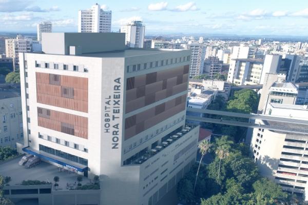 Santa Casa atinge 60% dos recursos necessários para a construção do novo Hospital Nora Teixeira