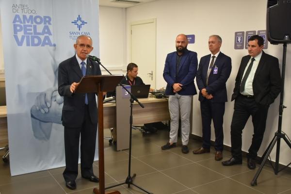 Santa Casa inaugura o Multicentros no Hospital Dom João Becker de Gravataí