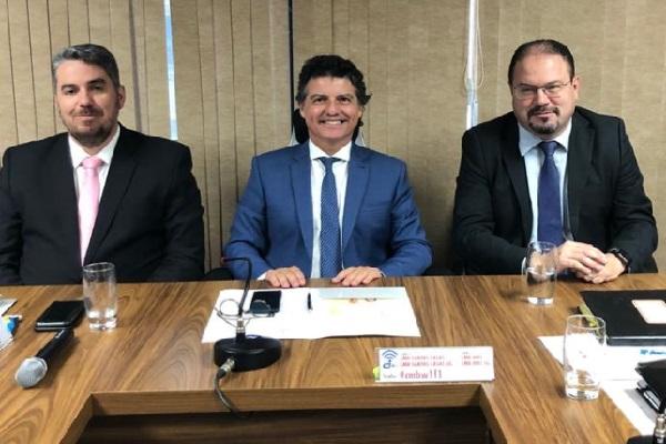 Confederação das Misericórdias do Brasil empossa novo presidente