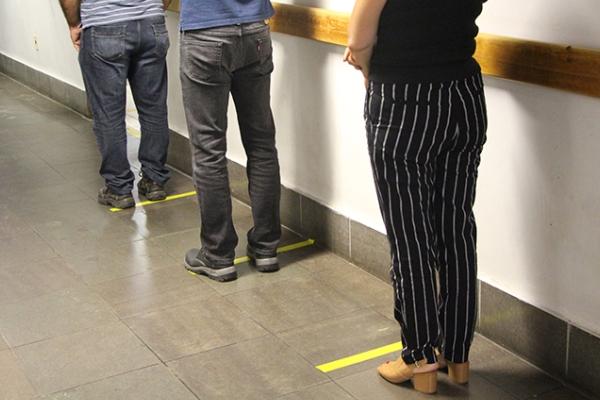 Grupo Hospitalar Conceição adota novas regras sobre o uso de EPIs, uso de refeitórios e realização de exames de endoscopia e espirometria