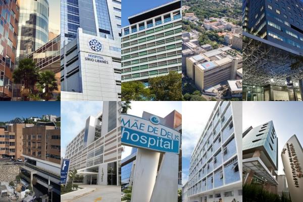 Os melhores hospitais do Brasil, segundo a Newsweek