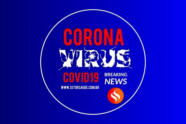 Para oferecer mais agilidade, portal Setor Saúde informará em suas redes sociais as atualizações da situação do novo coronavírus