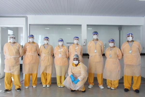As ações do Grupo Hospitalar Conceição para o enfrentamento da COVID-19