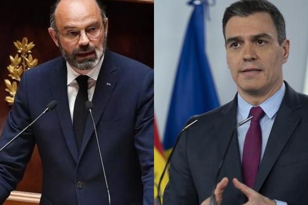 França e Espanha anunciam seus planos de saída da quarentena