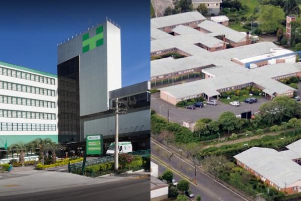 Hospitais do SistemaTacchinirecebem ajuda de suas comunidades durante pandemia, atenuando a diminuição de receita
