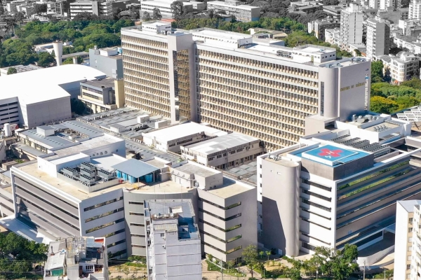Série especial Hospital de Clínicas amplia leitos e número de colaboradores para enfrentar o coronavírus