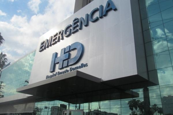 Série especial as ações do Hospital Ernesto Dornelles frente à Covid-19