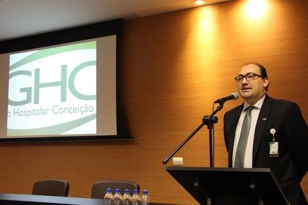 Grupo Hospitalar Conceição tem novo diretor presidente