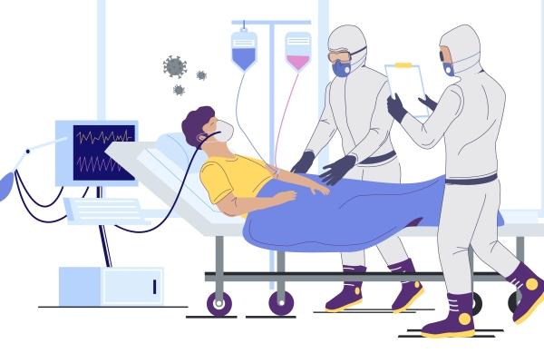 Hospitais privados do RS podem credenciar leitos de UTI Adulto para tratar pacientes da Covid-19 pelo SUS