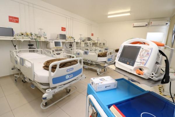 Hospital São Vicente de Paulo de Cruz Alta passa a contar com unidade exclusiva para pacientes Covid-19_