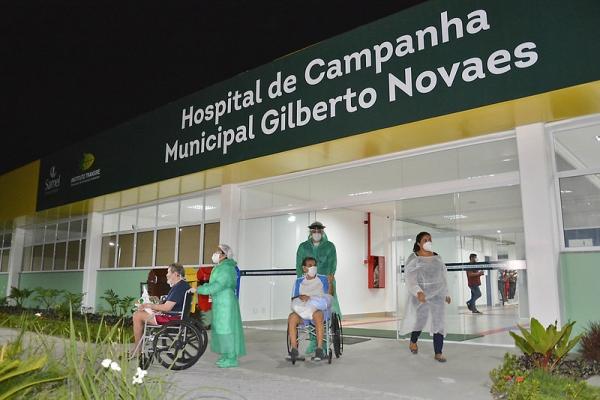 Ministério da Saúde contrata profissionais de saúde para o enfrentamento da Covid-19 no Amazonas
