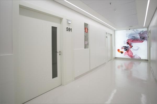 Técnicos em Enfermagem do Hospital Moinhos promovem tour virtual pelas áreas de atendimento à COVID-19 dentro