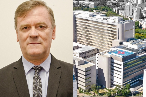 """""""Poderemos chegar em um ponto em que teremos mais pacientes do que leitos de CTI"""", diz Diretor do Hospital de Cínicas de Porto Alegre"""