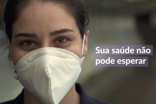 Hospital São Lucas da PUCRS alerta que tratamento necessário e urgente não deve esperar