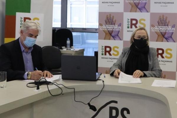 Saúde do RS garante repasse emergencial de R$ 22,8 milhões a hospitais filantrópicos