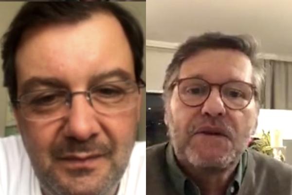Salvador Gullo Neto avalia segurança do paciente em tempos de pandemia