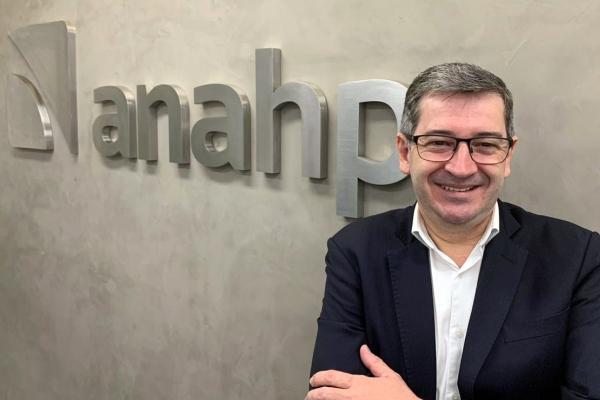 Anahp anuncia André Gall como novo diretor Comercial e Administrativo