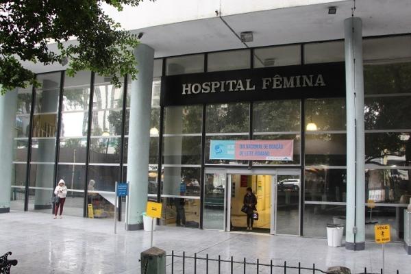 Venda de prédio e área do Hospital Fêmina para a iniciativa privada avança com decreto presidencial