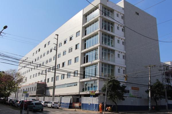 Centro de Hematologia e Oncologia do Grupo Hospitalar Conceição atinge 42% de execução da obra