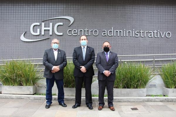 Grupo Hospitalar Conceição tem novo diretor administrativo e financeiro