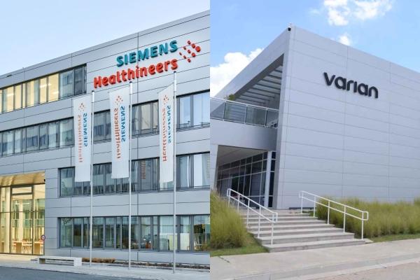 Siemens Healthineersadquire Varian por 16 bilhões de dólares