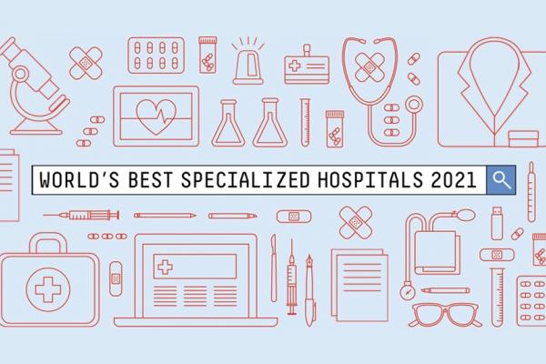 Hospitais brasileiros conquistam posição entre os melhores hospitais do mundo em três especialidades