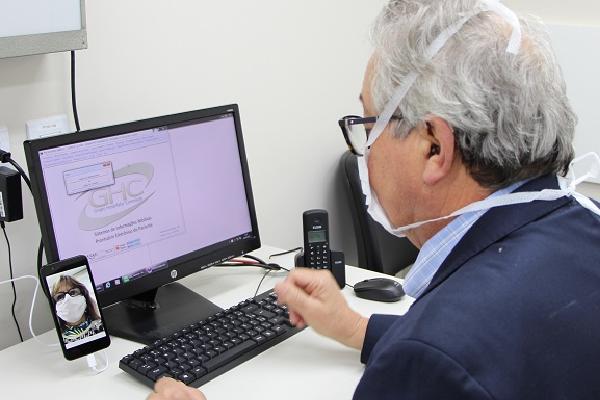 Mastologia do Hospital Conceição lança serviço de telemedicina