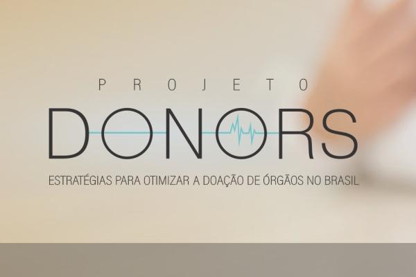 Projeto visa aumentar consentimento para doação de órgãos e capacita profissionais do SUS para acolhimento das famílias