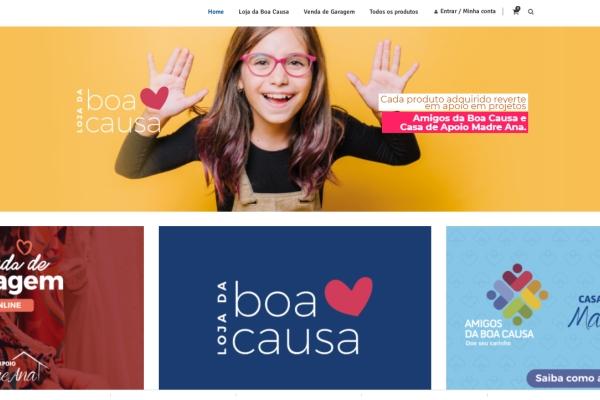 SantaCasade Porto Alegre lança loja virtual beneficente