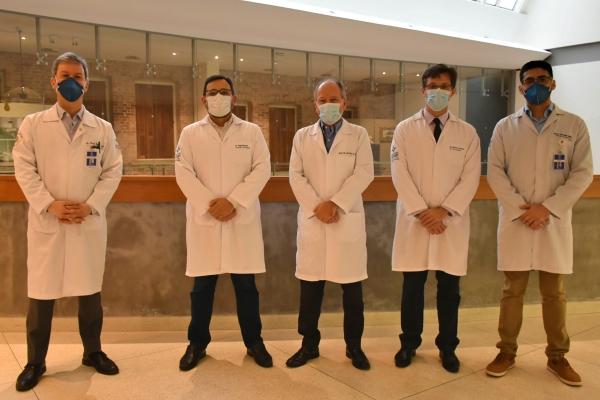 Santa Casa representa Região Sul em estudo internacional sobre Covid e cirurgia oncológica