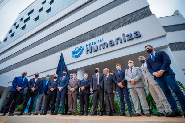 CCG Saúde apresenta à comunidade o seu Hospital em Porto Alegre