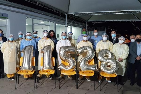 Central de Triagem Covid-19 do Grupo Hospitalar Conceição é desativada em função da baixa procura