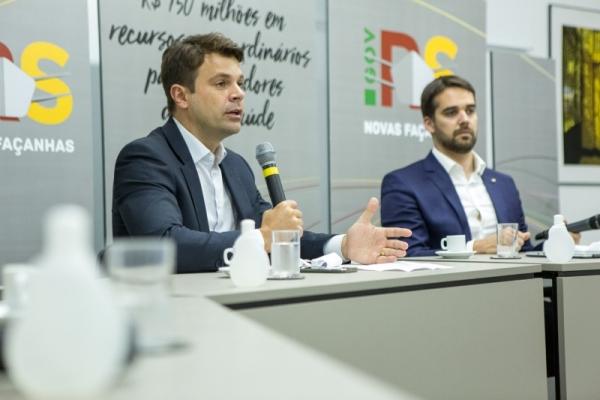 Governo do RS anuncia R$ 150 milhões em recursos extraordinários para prestadores do IPE-Saúde