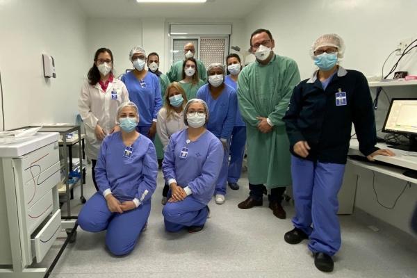 Santa Casa de Porto Alegre realiza mutirão de exames a pacientes do SUS