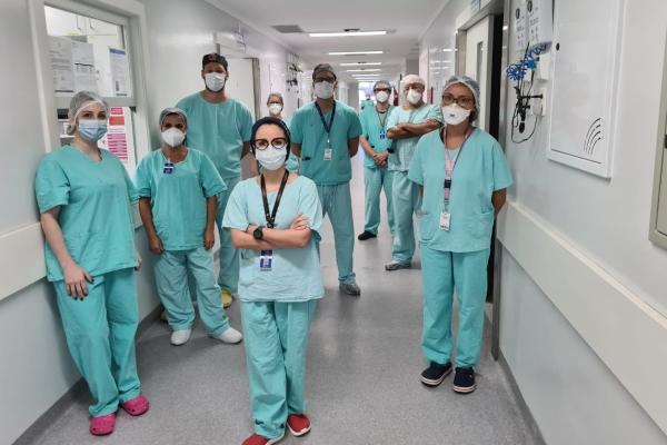 Novembro Azul Santa Casa de Porto Alegre realiza mutirão de cirurgias urológicas para pacientes do SUS