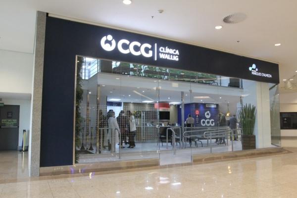 CCGSaúdeinauguranova clínica em Porto Alegre