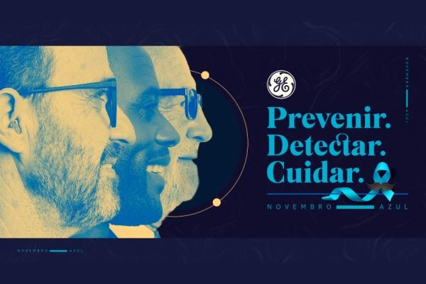 GE Healthcare promove webinars gratuitos no Novembro Azul