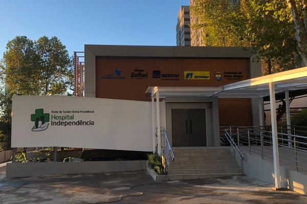 Módulo Covid do Hospital Independência ultrapassa 500 atendimentos