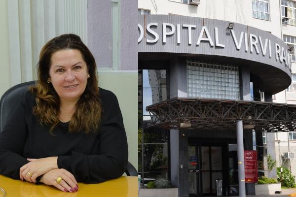 HospitalVirviRamosenfrenta a pandemia com ação pioneira e comemora certificações de excelência