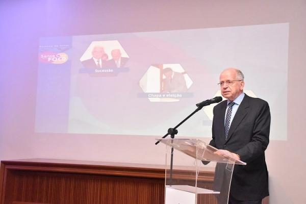 Santa Casade Porto Alegre reconduz o atual Provedor Alfredo Guilherme Englert para mais um mandato