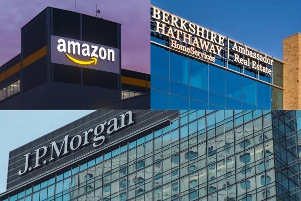 Amazon, Berkshire Hathaway e JPMorgan encerram empresa que prometia revolucionar a saúde dos EUA