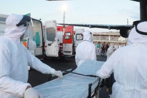 Hospitais do RS recebem pacientes com Covid-19 oriundos de Rondônia