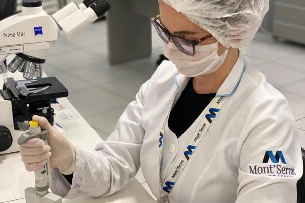 Laboratório Mont'Serrat é o primeiro da região Sul a oferecer teste que mede nível de imunidade contra o SARS-CoV-2