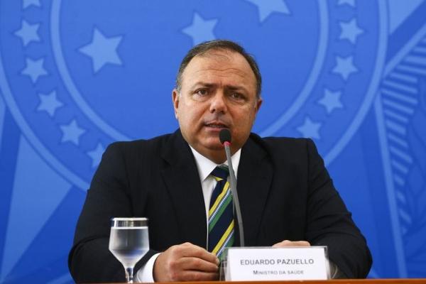Ministro da Saúde diz Brasil já tem garantido vacinas e seringas para começar a vacinação contra Covid-19 em janeiro