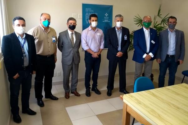 Nova Emergência SUS do Hospital Dom João Becker é apresentada a lideranças médicas do RS