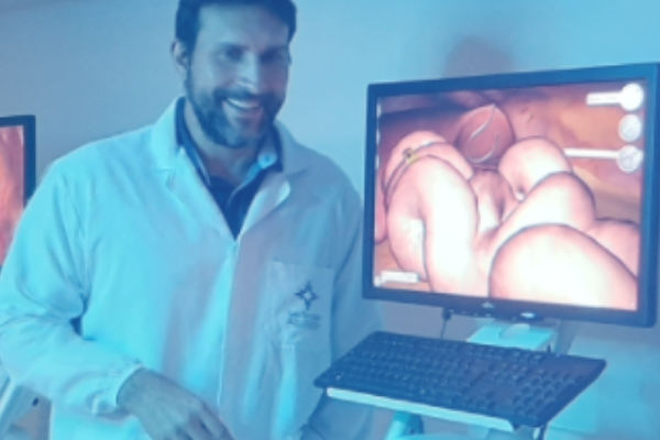 Santa Casa de Porto Alegre reabre agenda de ensino com curso prático de videocirurgia