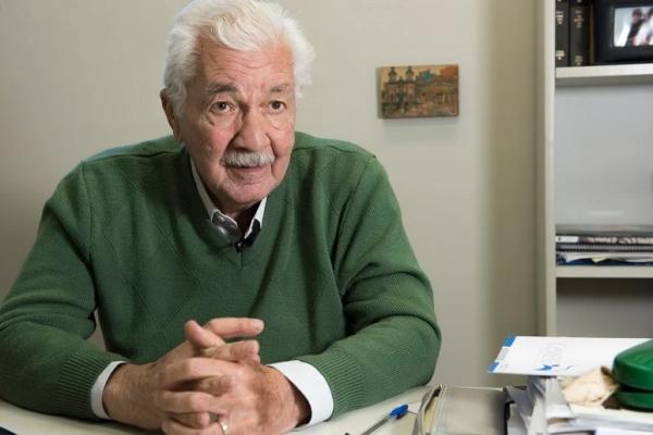 Neurocientista IvánIzquierdo morre em Porto Alegre